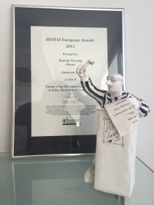 HSMAI award